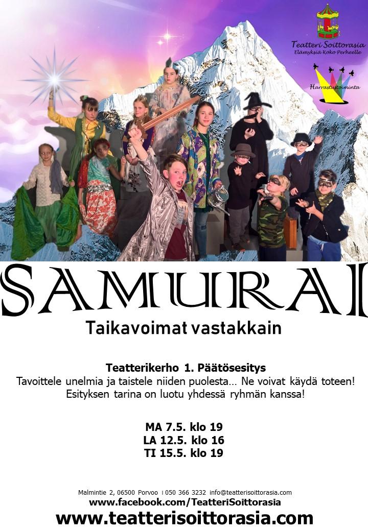 JULISTE Samurai05-2018