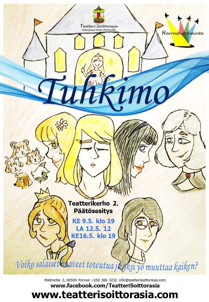 JULISTE Tuhkimo05-2018