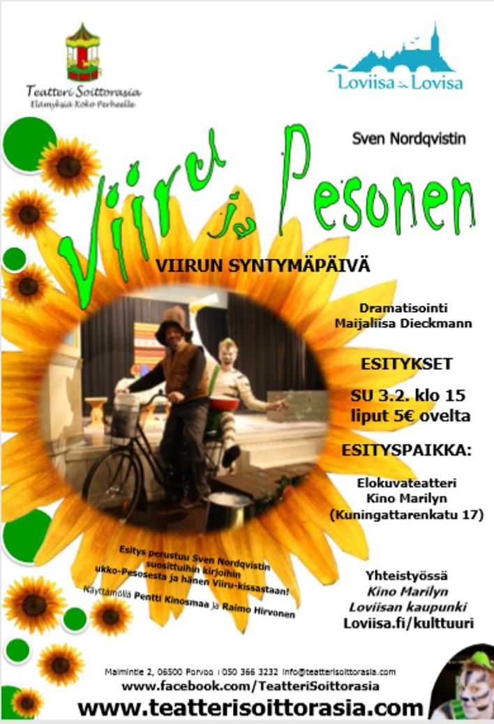 JULISTE ViirujaPesonenLoviisa2