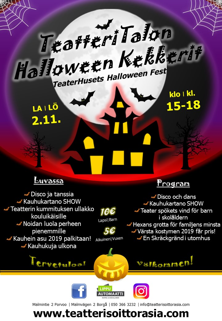 JULISTE Halloween2019
