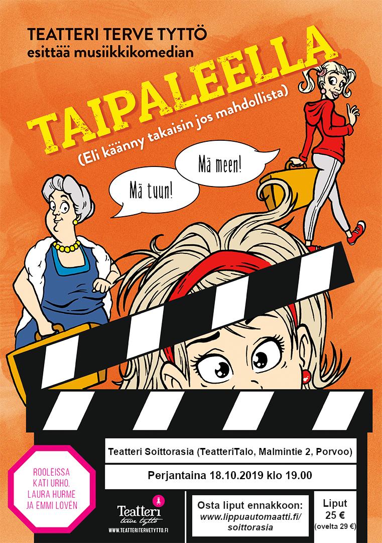 Taipaleella Porvoo 2019
