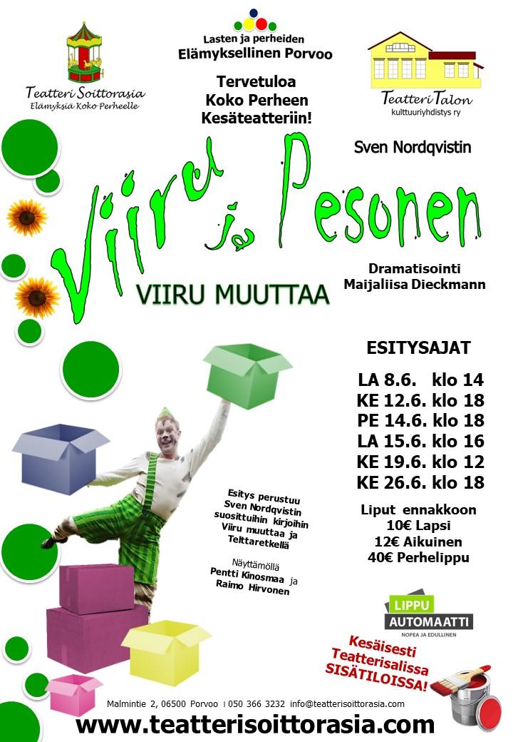 JULISTE ViiruPesonenMuuttaa2019